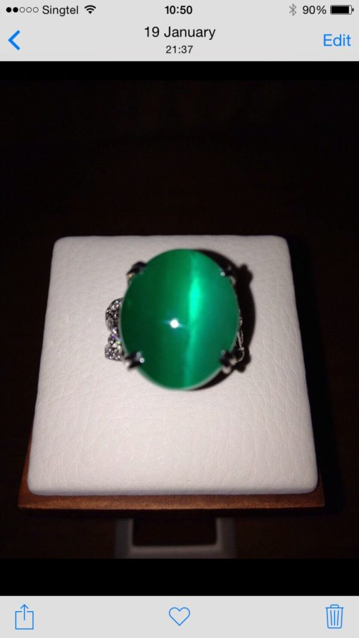 Emerald Cat Eye Buy And Sell Used Rolex Watches And