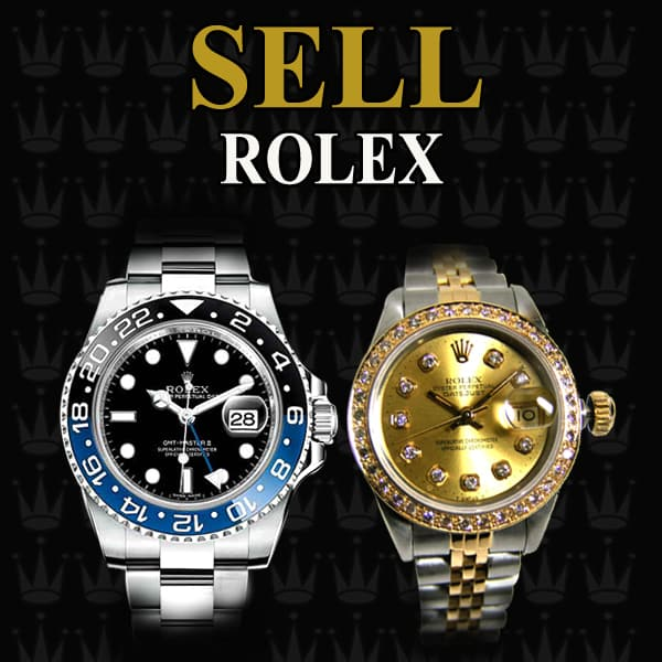 Sell you Rolex
