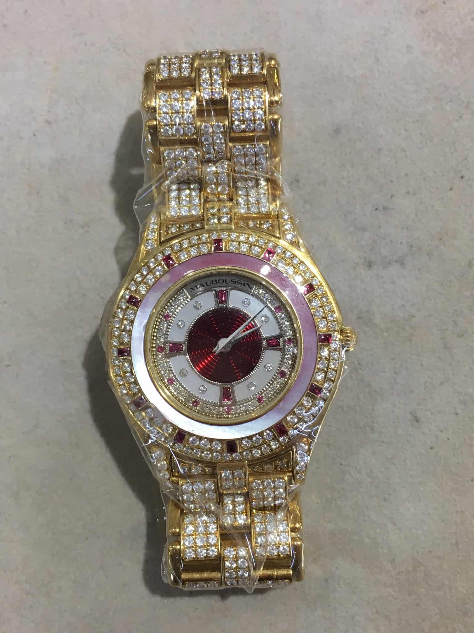 Mauboussin Watches for Sale & Used Mauboussin Watches