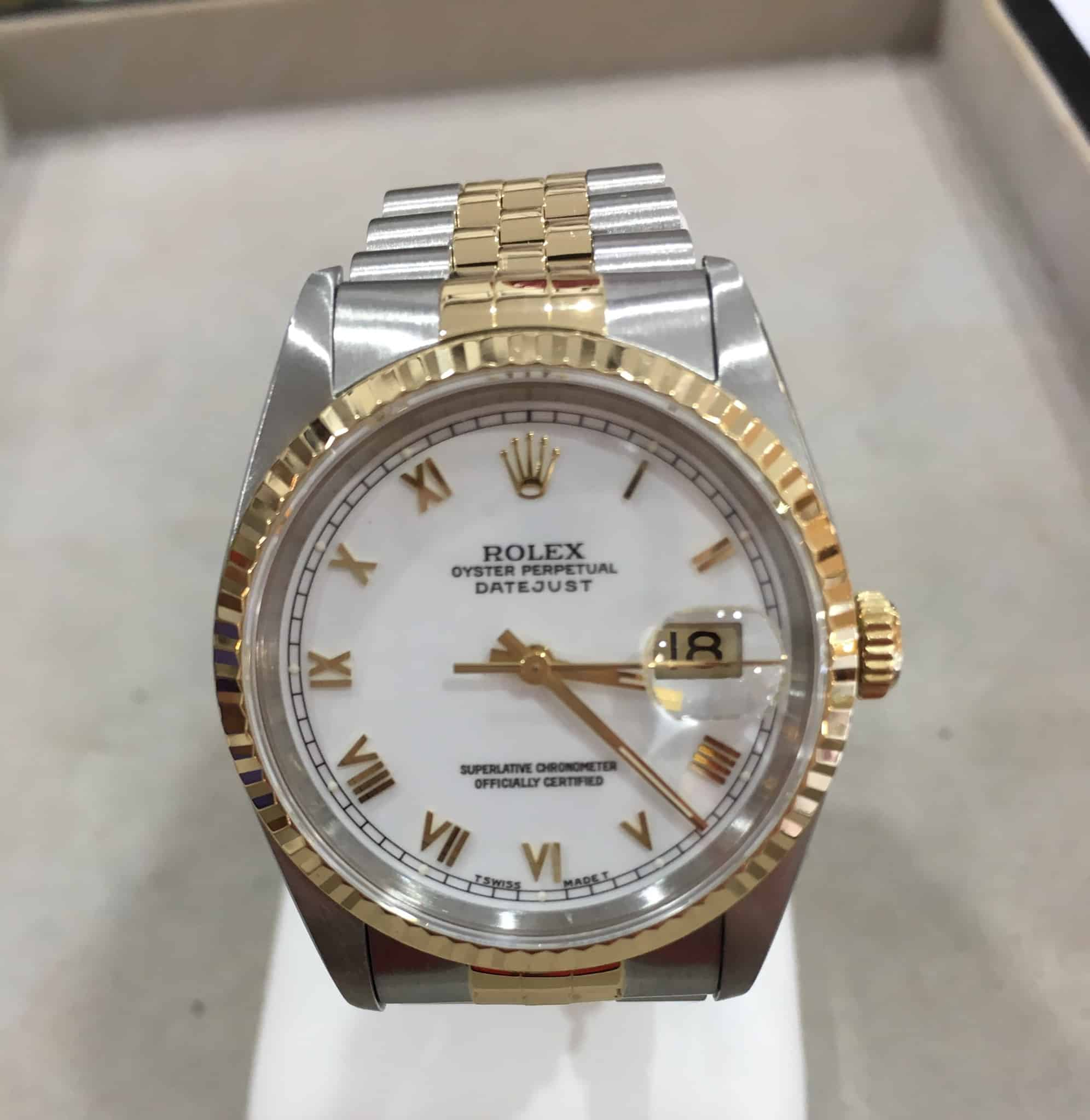 9fd570bbfdc Rolex 16233 | Buy and Sell used Rolex Watches and Jewellery in Singapore
