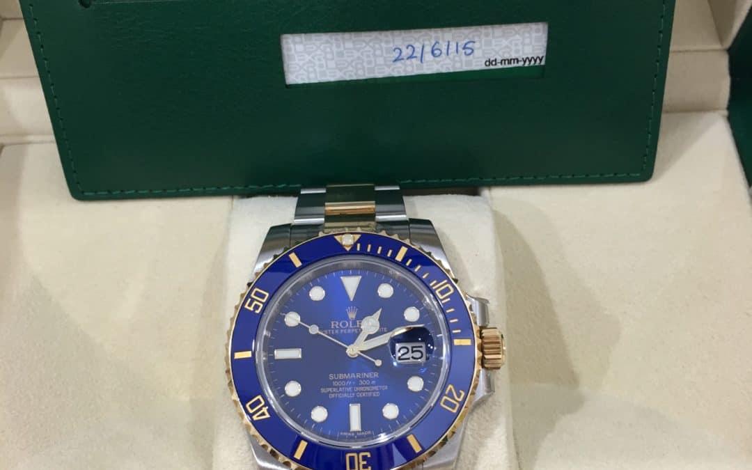 Rolex 16613LB